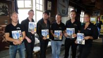 Presentatie van het magazine De Havenmeesters
