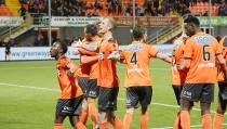 Steun FC Volendam in Maastricht!