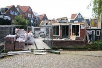 Nieuwbouwactiviteiten in de Oude Kom