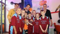 Petrusschool winnaar Rabobank Schoolhandbaltoernooi