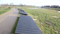 Nieuwe speelattributen in het natuurpark Broeckgouw