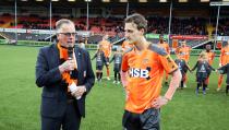 Erik Schouten 'Voetballer van het Jaar' van FC Volendam