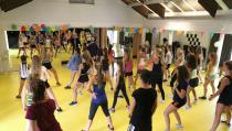 Streetdance-kamp voor 33 meiden in De Singel