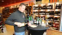 Whiskyproeverij in Slijterij/Wijnhandel De Stient