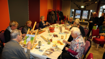 """Kick Off van Kunst- en Cultuurproject """"Oude Meesters in Edam-Volendam"""""""