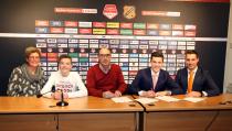 Stam Caravans nieuwe sponsor FC Volendam
