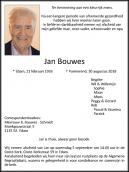 Dhr. J. Bouwes
