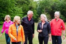 Sporten in de buitenlucht; lekker, gezellig en ook nog eens erg gezond