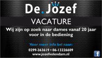 Vacature: Jozef