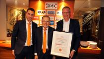Heron Auto en FC Volendam ondertekenen topsponsorcontract