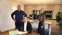 Hein Koning verlengt sponsorcontract Mauritius