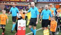Daan Duin mascotte van FC Volendam