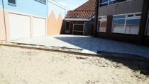 Nieuwe inrichting van plein Sint Jozefschool