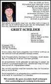 Mevr. G. Schilder
