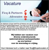 Vacature: Ficq & Partners