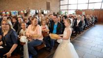Eerste Communievieringen in de Mariakerk