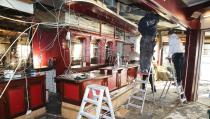 Grootscheepse verbouwing van restaurant Van den Hogen van start gegaan