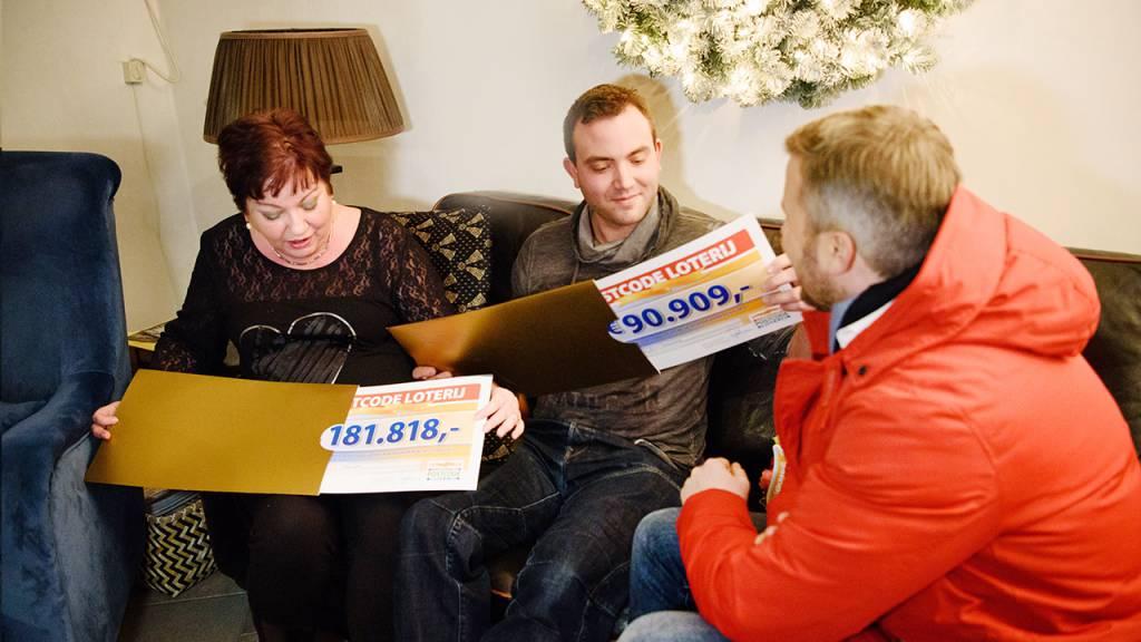 Kersttrui Postcodeloterij.Bewoners Klipper Sluiten 2016 Af Met Een Miljoen Euro Van Postcode
