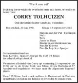 Mevr C. Tolhuizen