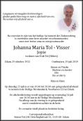 Mevr. J. Visser