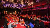 Frooks Kerstfeest in twee sessies voor 260 kinderen