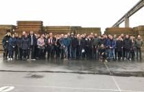 Feestelijke opening Sierbestrating Jonk Zwanenburg