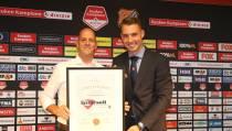 Intersell verlengt sponsorcontract met FC Volendam