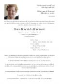Mevr. M. Bonouvrié