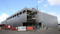Nieuwbouw Mooijer Volendam B.V. vordert gestaag