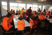 Frooks Patatdag voor de jongste leden van de Kidsclub