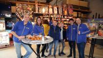 Vier verkooppunten van vuurwerk in Edam-Volendam