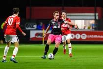 FC Volendam beloond voor strijdlust en intenties