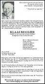 Dhr. K. Mooijer