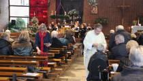 Ziekenviering in Mariakerk werd druk bezocht