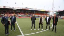 Afscheid van vier spelers FC Volendam