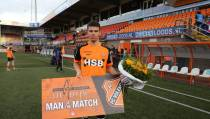 Denso Kasius 'Man of the Match'