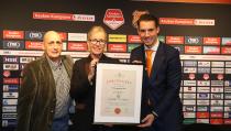 L'Auberge Damhotel nieuwe sponsor FC Volendam