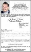 Dhr. K. Kossen