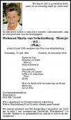 Mevr. W. Schuilenburg- Mooijer