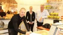 Winkelcentrum Havenhof nieuwe sponsor St. Mauritius