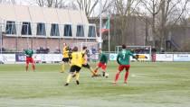 Kansloze 0-4 nederlaag van EVC tegen DVVA