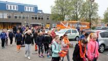 Billy's Koningsspelen sportief vermaak voor 1.500 kinderen