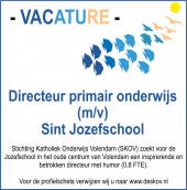 Vacature Sint Jozefschool