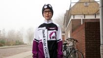 """Finn van Driel gaat 150 km schaatsen op Weissensee voor """"René Kids Centre"""""""