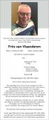 Dhr. F. van Vlaanderen