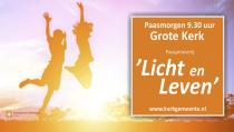 Paasproeverij 'Licht en Leven'