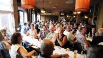 """""""Zootje Eten"""" in Restaurant Pieterman zeer geslaagd"""
