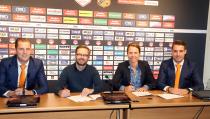 Twee sponsorcontracten ondertekend bij FC Volendam