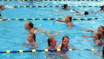 Steur Makelaars Zwemvierdaagse met 1170 deelnemers