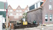 Nieuwbouw woning in de Giekstraat